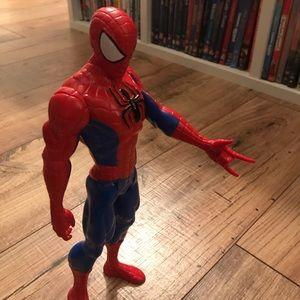 Spider man action figure
